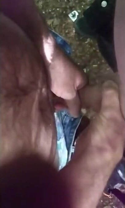 Rob and Nigel Cock Docking in the woods (part 4) 3